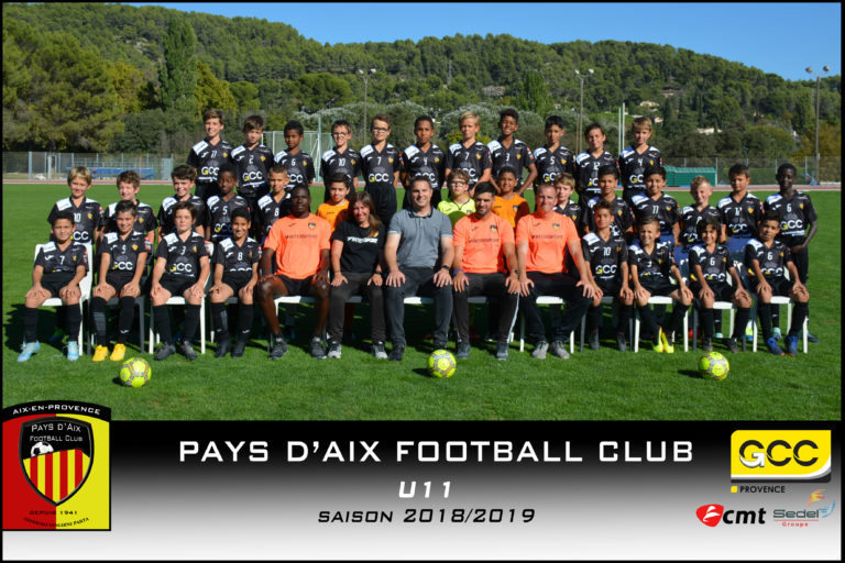 Photo equipe PAFC